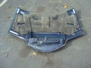 98 02 Pontiac Firebird Trans Am OEM Factory Hood Metal Blue 99 00 01