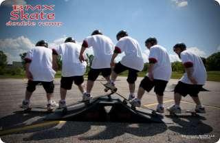 BMX BIKE SKATEBOARD SKATE BOARD RC NITRO CAR DOUBLE RAMP FLY BOX KIT