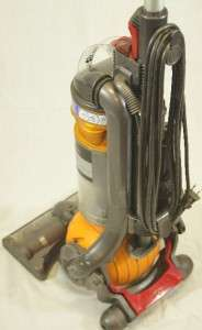 Upright Used Dyson Ball DC24 DC 24 Cyclonic Bagless Vacuum Cleaner All