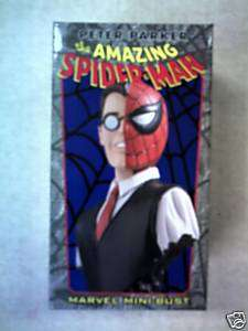 Bowen Designs Peter Parker/Spider man Mini Bust NIB