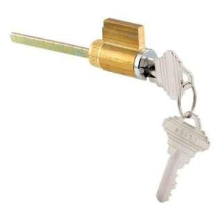 Prime Line Sliding Door Cylinder Lock, 5 Pin Tumbler, Schlage Keyway E