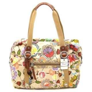 Fossil Camden ZB3684 Floral ZB3684 919 Damen Handtasche Tasche