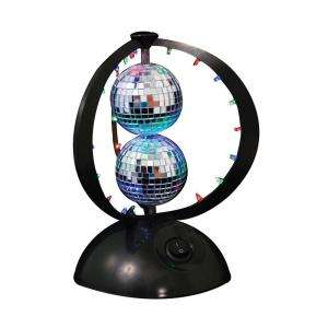 Lumisource 8.75 in Novelty Table Lamp LS DISCOPLANET