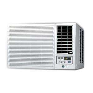 LG Electronics 18,000 BTU 230v Window Air Conditioner with Heat and