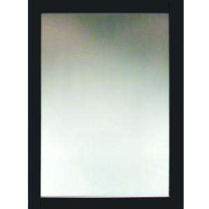 Erias Home Designs Cambridge 24 in. x 18 in. Wood Framed Mirror in