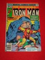 1976 The Invincible Iron Man #90 Marvel Comic Group
