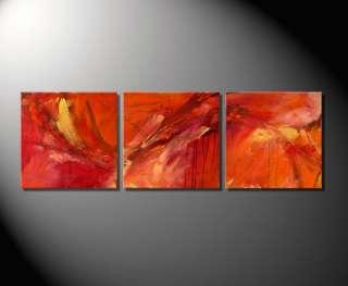 FIONA RITZ FIRESTORM Abstrakte Kunst! Strukturbilder