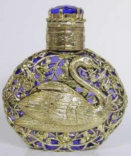 New Czech Swan Perfume/Oil/Holy Water Bottle/Wholesale
