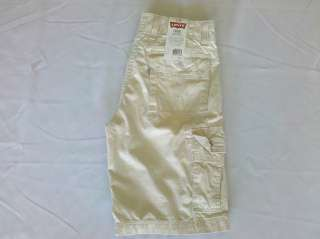 LEVIS MENS CARGO SHORTS 541 RELAX FIT # 0029