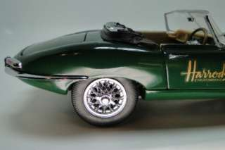 Rare XKE: 1961 Jaguar E Type Harrods Knight (only 500 made) FRANKLIN