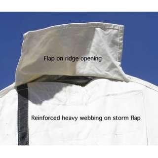 New/Unused 16'x20' Hi Qual 4 Season Canvas Wall Tent w/ Wood Stove