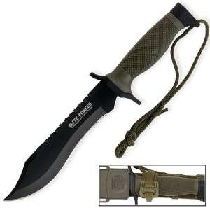 Commando Operations RECON Ops Special Forces Bushcraft Combat Knife