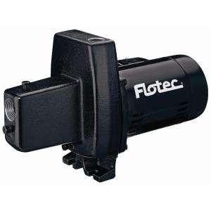 Flotec 3/4 HP Shallow Well Cast Iron Jet Pump FP4122