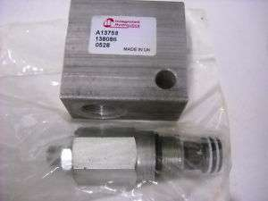 Integrated Hydraulic Adjustable Relief Valve 1AR65P3W20