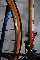 Road Bike 57cm Bicycle Chrome Italy Campagnolo Gran Sport Italy