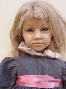 Annette Himstedt Barefoot Children 1986 ELLEN 26 doll, original dress