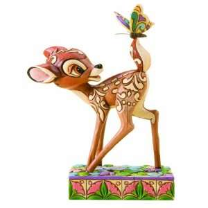 Bambi Micky Maus Walt Disney Mickey Mouse Deko Figur Dschungelbuch