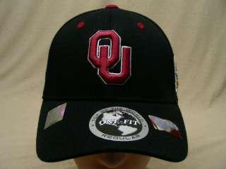 OKLAHOMA SOONERS   2011 FIESTA BOWL   BALL CAP HAT