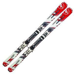 Rossignol ZENITH ZX 3D LIMITED ZiP 172cm All Mountain skis + bindings