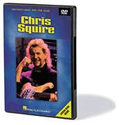 Chris Squire Bass Guitar Lessons Learn to Play DVD NEW