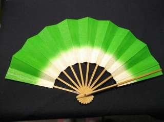 Japanese Large Folding Fan MAISEN for Pro Odori je0952