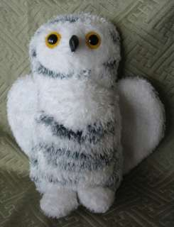 Plush Douglas Cuddle Toys Owl 2009 8 Long Soft