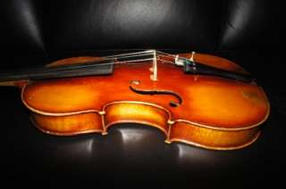 Antique 4/4 Violin labeled Jacobus stainer in absam prope oenipontum