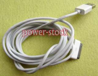 LOT5 USB Charger Data Cable fr Iphone Ipod Ipad 2 Meter