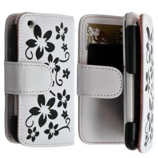 Housse coque étui portefeuille Apple Iphone 3G / 3GS motif