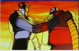 GOLDORAK GRENDIZER GX 10 GOLDRAKE ROBOT BOSS BOROT GOLGOTH SOC ACTARUS