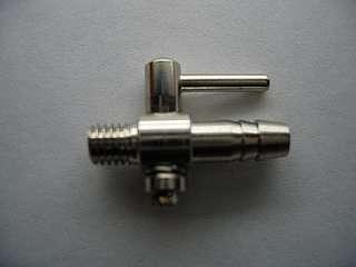 Plated Air Pump Control Valve FISH/AQUARIUM/PLANT/TANK