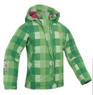 ICE PEAK CAITLIN GIRLS SKI JACKET, SKI WEAR, GREEN