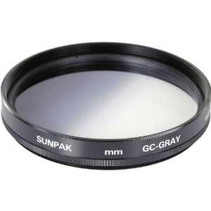 Sunpak 52mm Graduated Density Filter   CF 7328 GD6: Camera & Photo