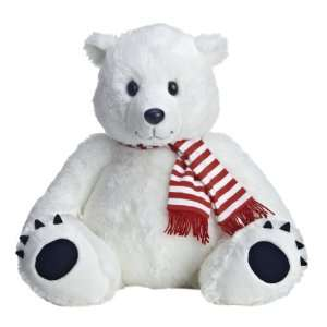 Aurora Plush 23 Peppermint Polar Bear Toys & Games