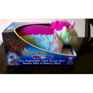PILLOW PETS 11 DREAM LITES UNICORN PLUSH NIGHT LITE