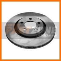 2x Brake Disc AUDI A3 SEAT LEON TOLEDO SKODA OCTAVIA VW BORA GOLF NEW