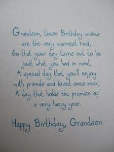 ... grandson birthday grandson birthday quotes grandson birthday verse