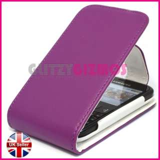 FLIP POUCH CASE COVER FOR SAMSUNG CHAT CH@T 335 S3350