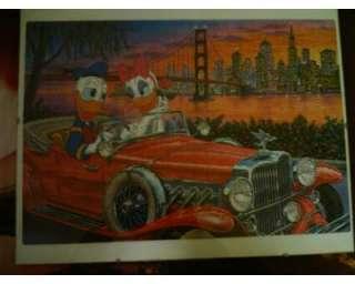 Poster Disney   puzzle quadretto per a Bologna    Annunci
