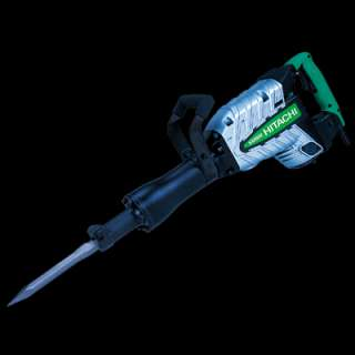 Hitachi 16kg 1400W Demolition Jack Hammer Breaker Chisel Kit H65SB2