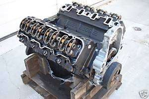 97 02 CHEVROLET/GMC 6.5 TURBO DIESEL REMAN ENGINE/MOTOR