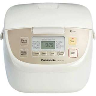 panasonic 5 cups fuzzy logic rice cooker micro computer controlled