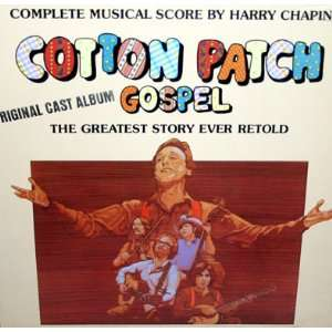 Gospel   Complete Musical Score: Harry Chapin, Original Cast: Music