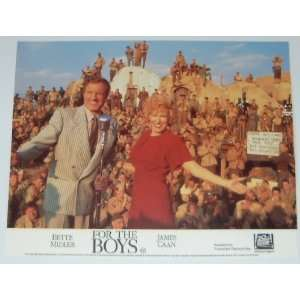 movie photo print   8 x 10 inches   Bette Midler, James Caan   FTB1