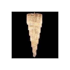 James R Moder Spiral Collection 13 Light Chandelier 17