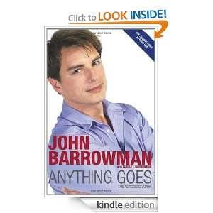 Anything Goes: John Barrowman, Carole E. Barrowman:  Kindle