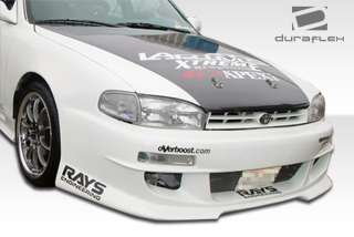 FRP 92 96 Toyota Camry Swift Front BUMPER Kit Auto Body Excellent A+