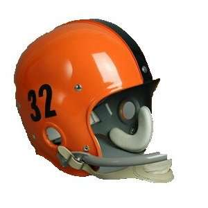 1957 60 Ray Nitschke Vintage Full Size Helmet Sports & Outdoors