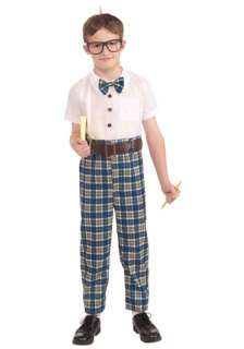 Home Theme Halloween Costumes Funny Costumes Nerd Costumes Child Class