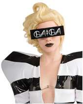 Lady Gaga Glasses on Costume Supercenter